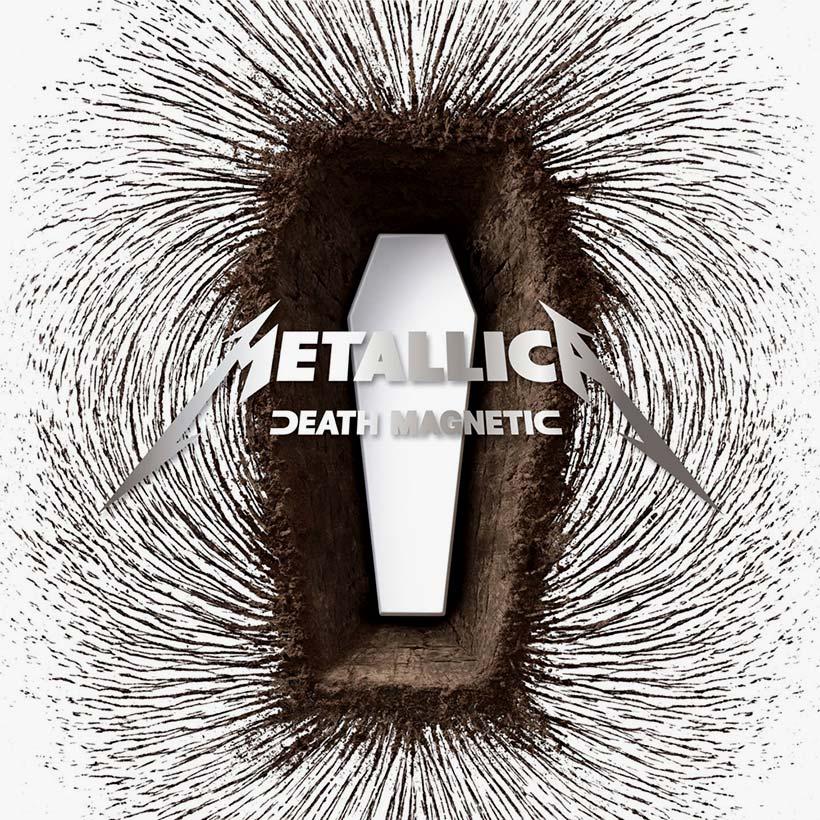 Metallica Death Magnetic album cover 820