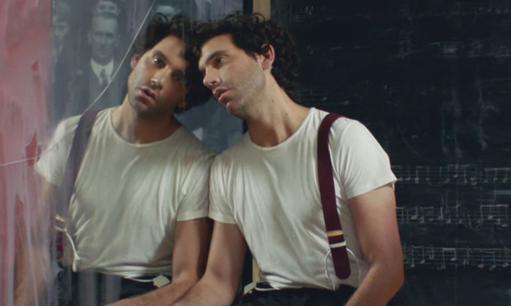 Watch The Video For MIKA's New Single, 'Tiny Love'