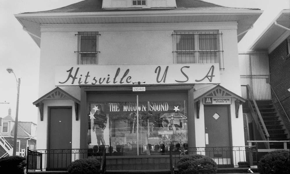 Motown Hitsville USA James Jamerson