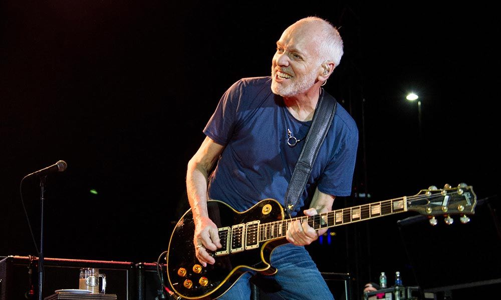 Peter Frampton Band's 'All Blues' Comes To Vinyl, Adds Bonus Track