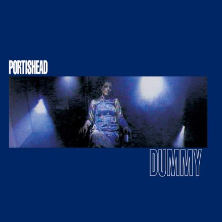 Portishead Dummy album cover