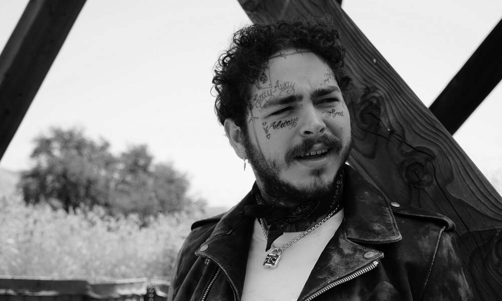 Post Malone Becomes Just Second Musician To See 5 Songs Reach One Billion Streams On Spotify