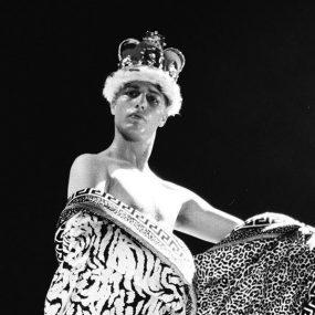 Queen Bejart Ballet For Life photo Bibi Basch