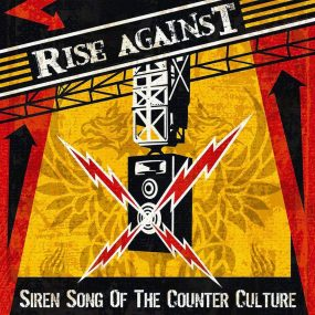 Rise Against Siren Song album cover