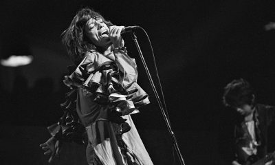 The Rolling Stones Performing Live in 1976