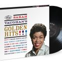 'Sarah Vaughan's Golden Hits' Shines Again On New Vinyl Editions