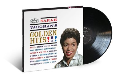 Sarah Vaughan Golden Hits
