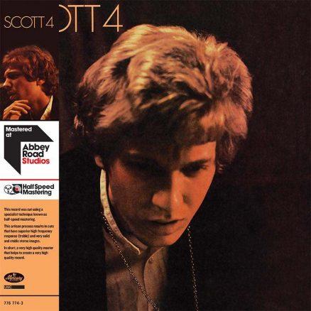 Scott Walker Scott 4 halfspeed remaster