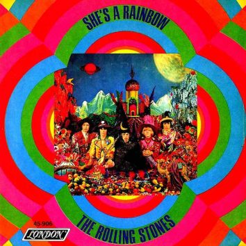 She's A Rainbow Rolling Stones