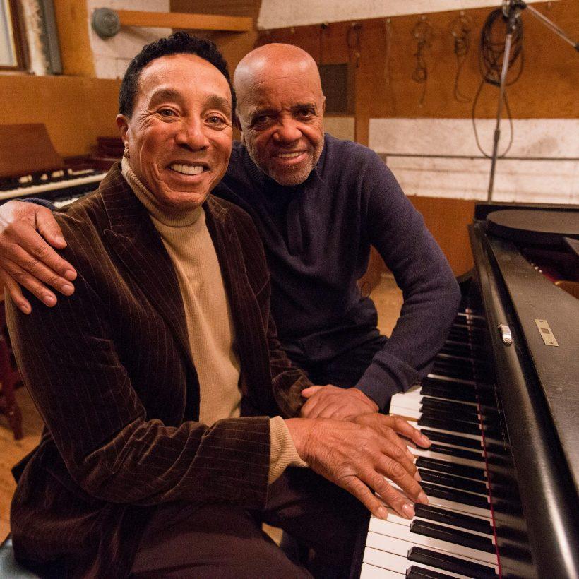 Smokey Robinson Berry Gordy Motown documentary approved press