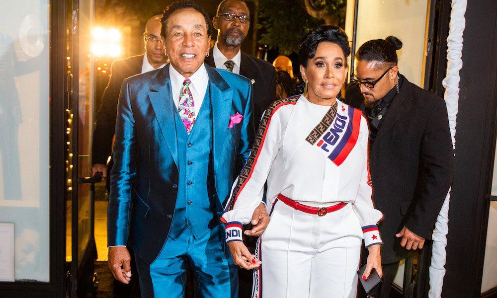 Smokey Robinson Motown Hitsville Premiere