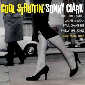 Sonny Clark Cool Struttin album cover
