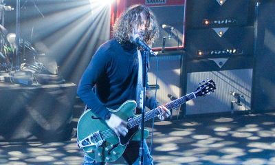 Chris Cornell Gibson Guitars