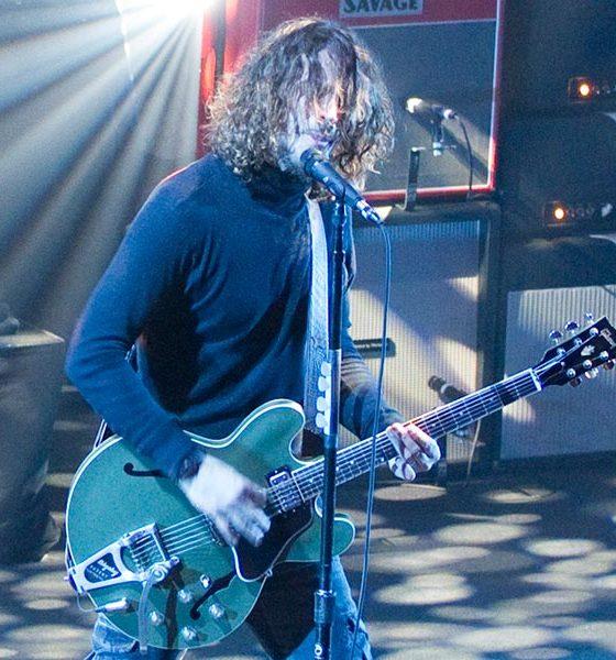Chris Cornell Gibson Guitars
