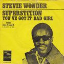 "Stevie Wonder ""Proud"" As 'Superstition' Tops Motown UK Chart"