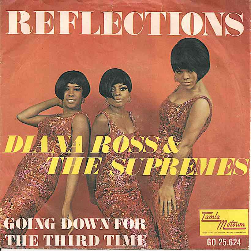 Top Billing For Diana Ross On The Supremes' Psychedelic 'Reflections'