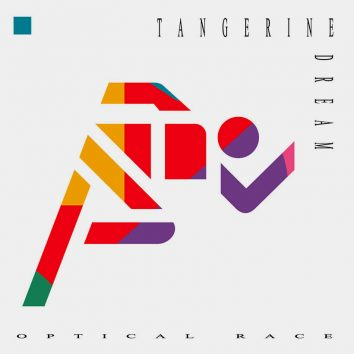 Tangerine Dream - Optical Race Album Cover