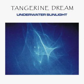 Tangerine Dream Underwater Sunlight album cover brightness 820
