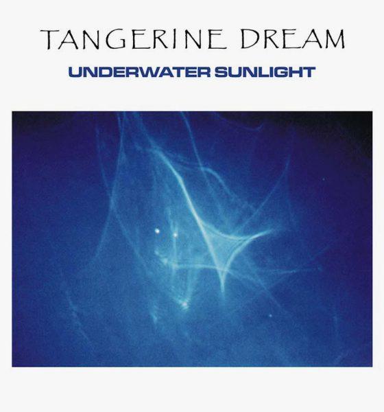 Tangerine Dream Underwater Sunlight album cover brightness 820