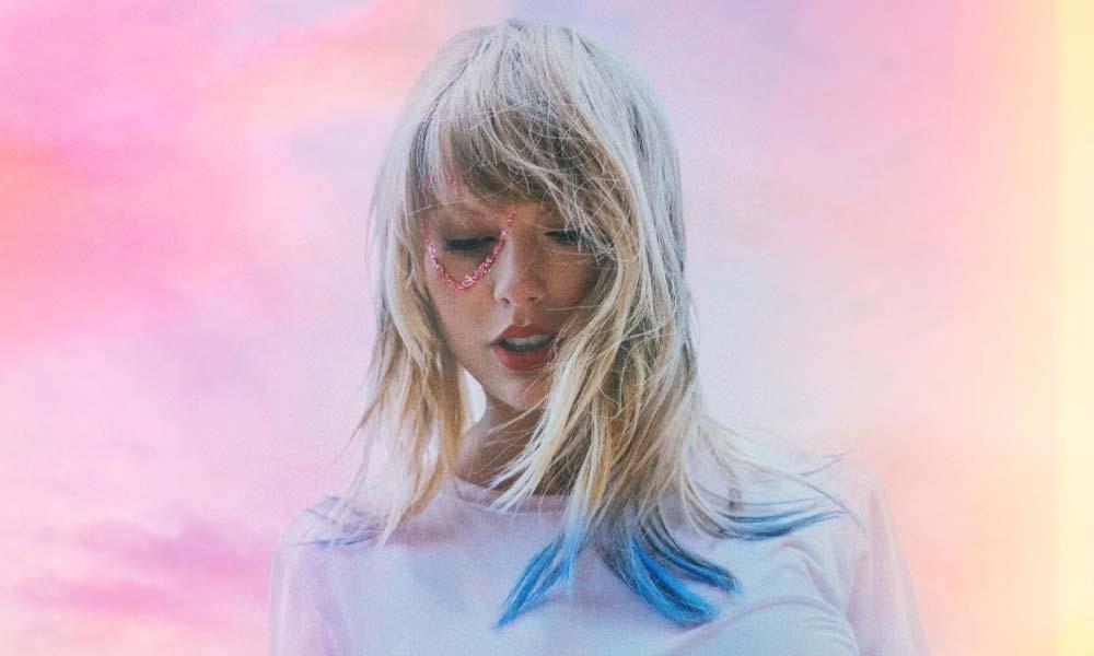 Taylor Swift album cover crop