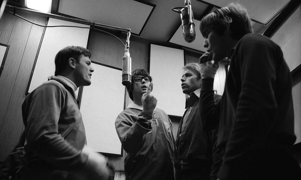 The Beach Boys In Studio