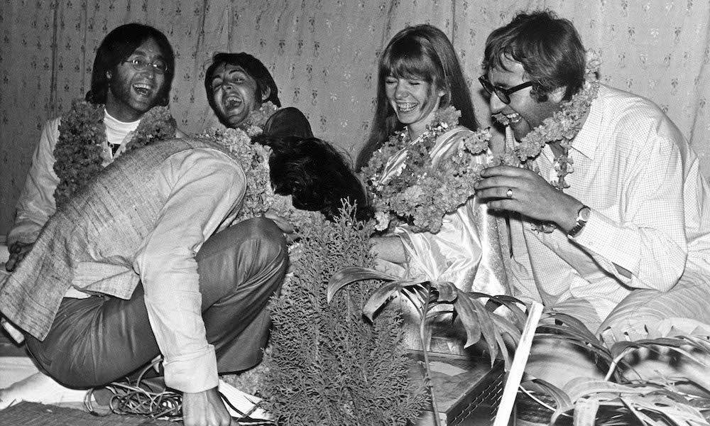 The Beatles - India - Dear Prudence
