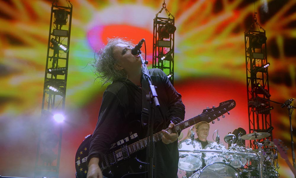 The Cure To Release '40 LIVE – CURÆTION-25 + ANNIVERSARY' Concert Films Package In October