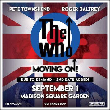 The Who MSG