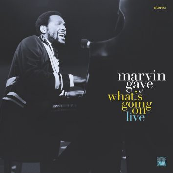 Marvin Gaye What's Going On Live