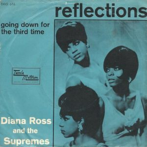 Diana Ross Supremes Reflections