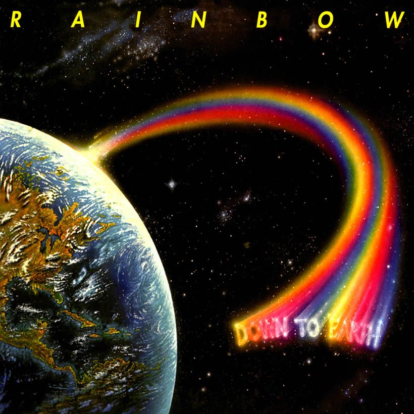 Down To Earth Rainbow