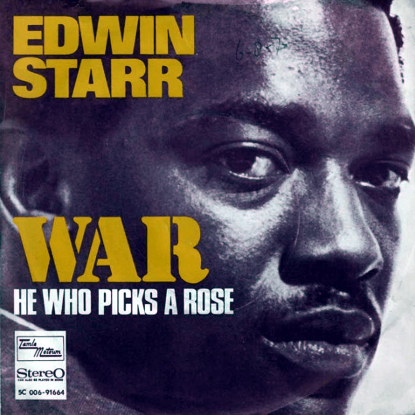 War Edwin Starr S Powerful Motown Message Wins A Grammy