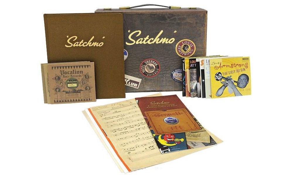 Win Louis Armstrong's 'Satchmo: Ambassador' CD Box Set!