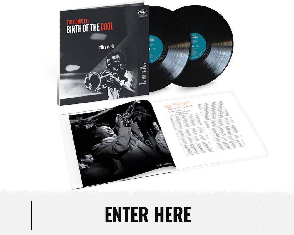 Miles Davis Giveaway