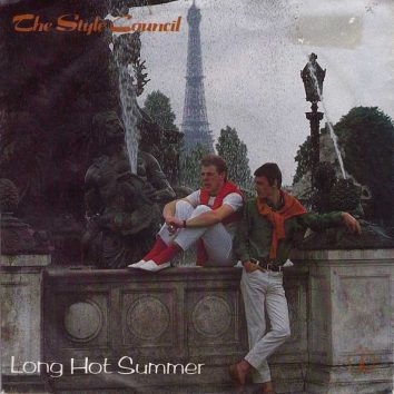 Style Council Long Hot Summer
