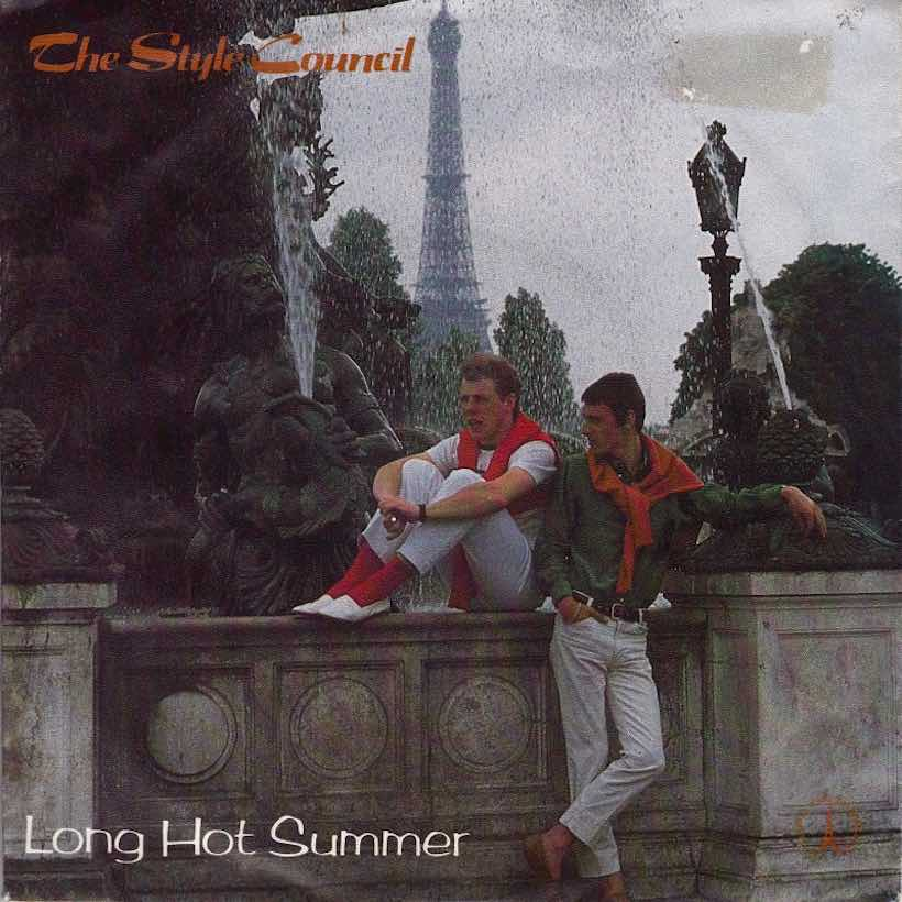 Style Council Long Hot Summer