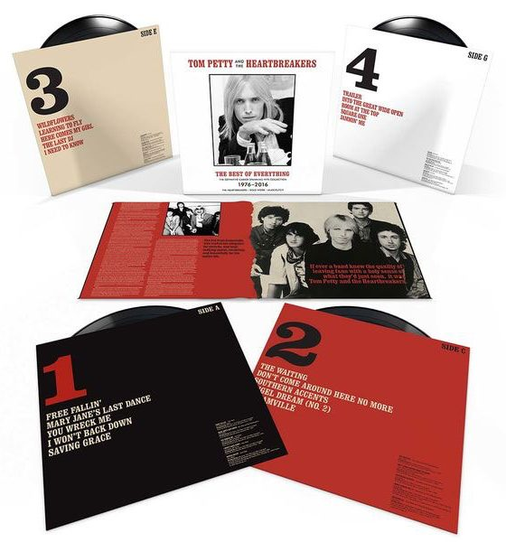 Tom Petty And The Heartbreakers Giveaway