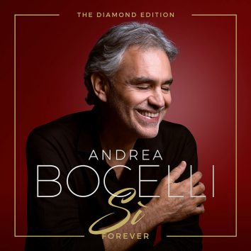 Andrea Bocelli Si Forever cover