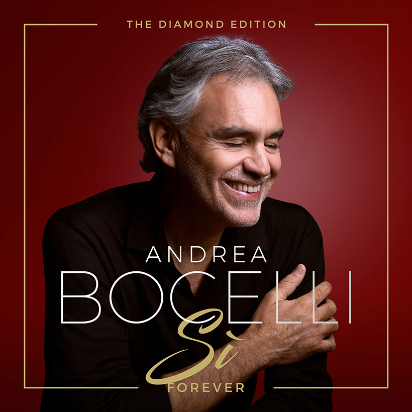 Andrea Bocelli Releases 'Si Forever: The Diamond Edition' Featuring New Duets