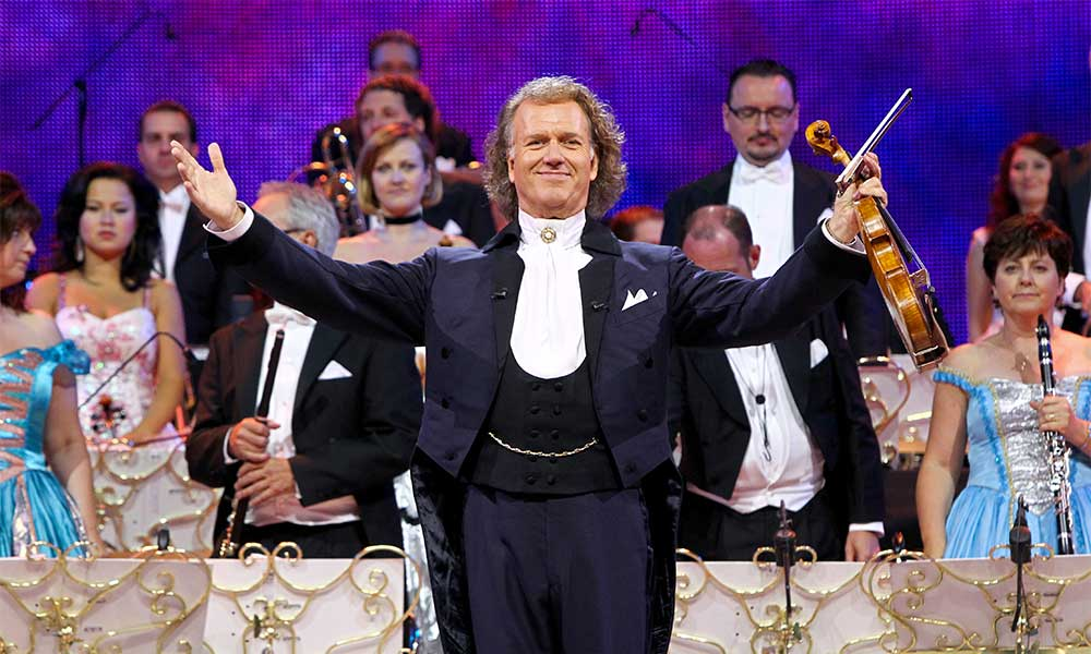 Best Andre Rieu - photo of Andre Rieu