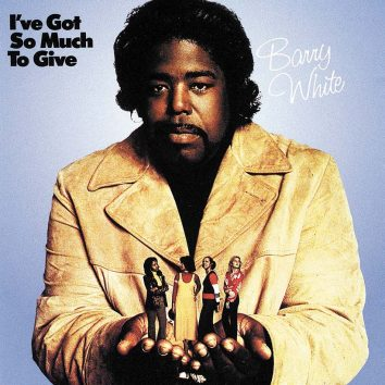 Barry White I've Got So Much To Give Album Cover 820
