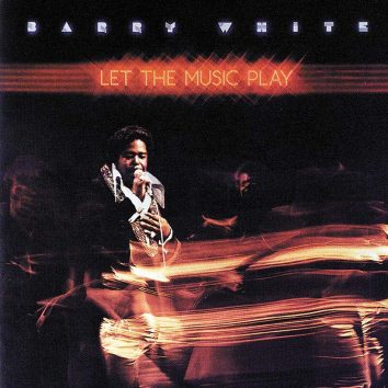 Barry White Let The Music Play album cover 820