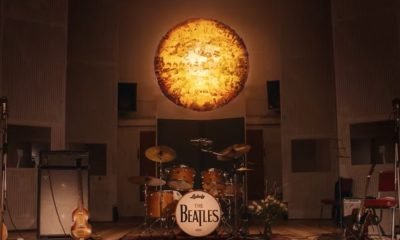 Beatles Here Comes The Sun video still