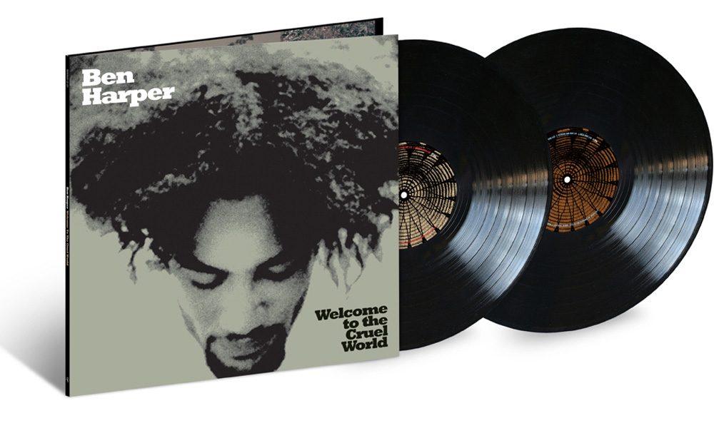 Ben Harper Cruel World Vinyl Reissue