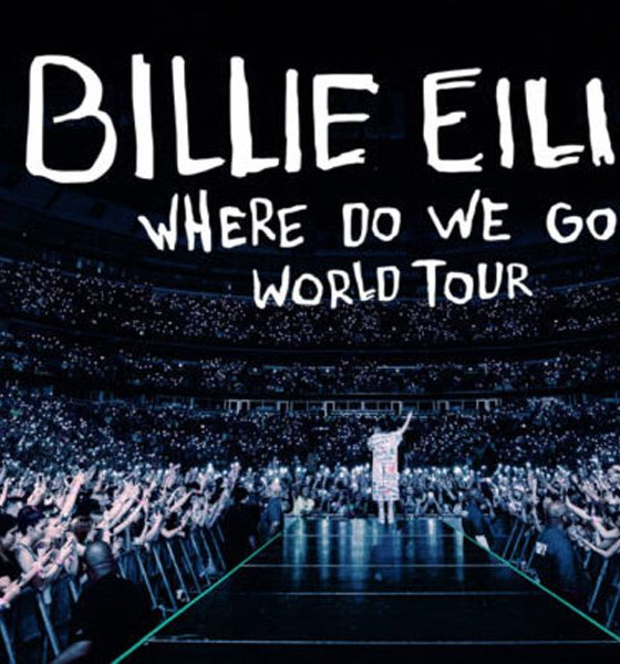 Billie Eilish Where Do We Go World Tour 2020