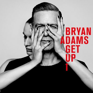 Bryan Adams Get Up album cover 820