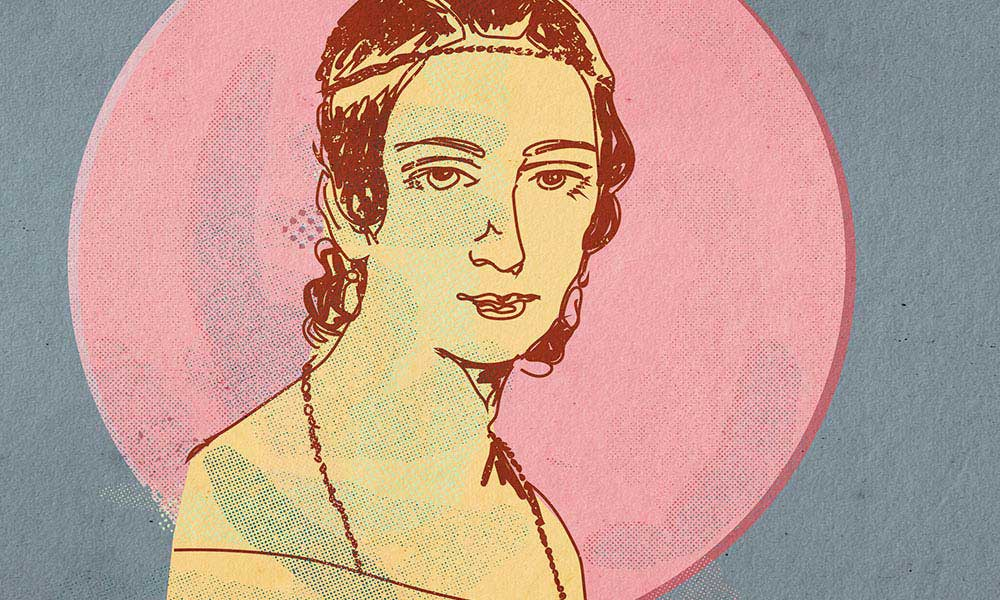Clara Schumann composer image