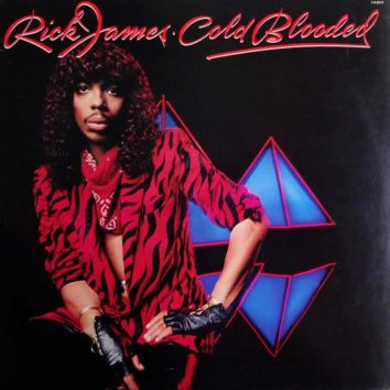 Cold Blooded Rick James album