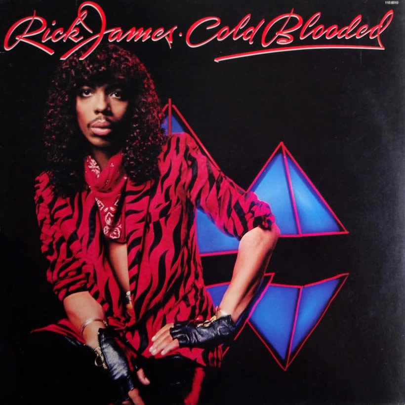 Rick James: Red Hot, 'Cold Blooded' Motown Glory