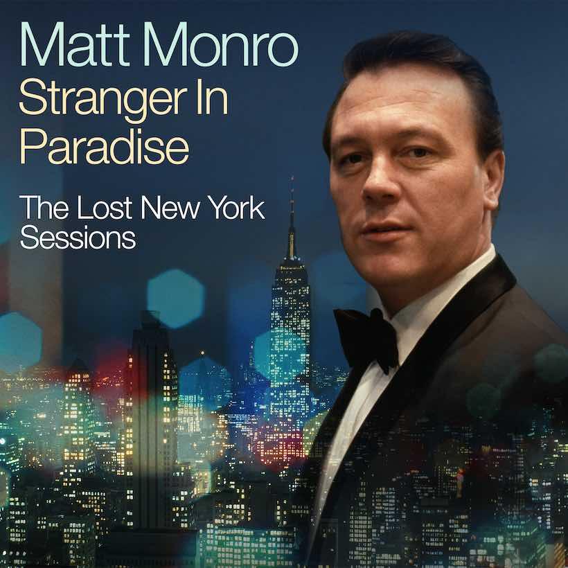 Matt Monro Stranger In Paradise